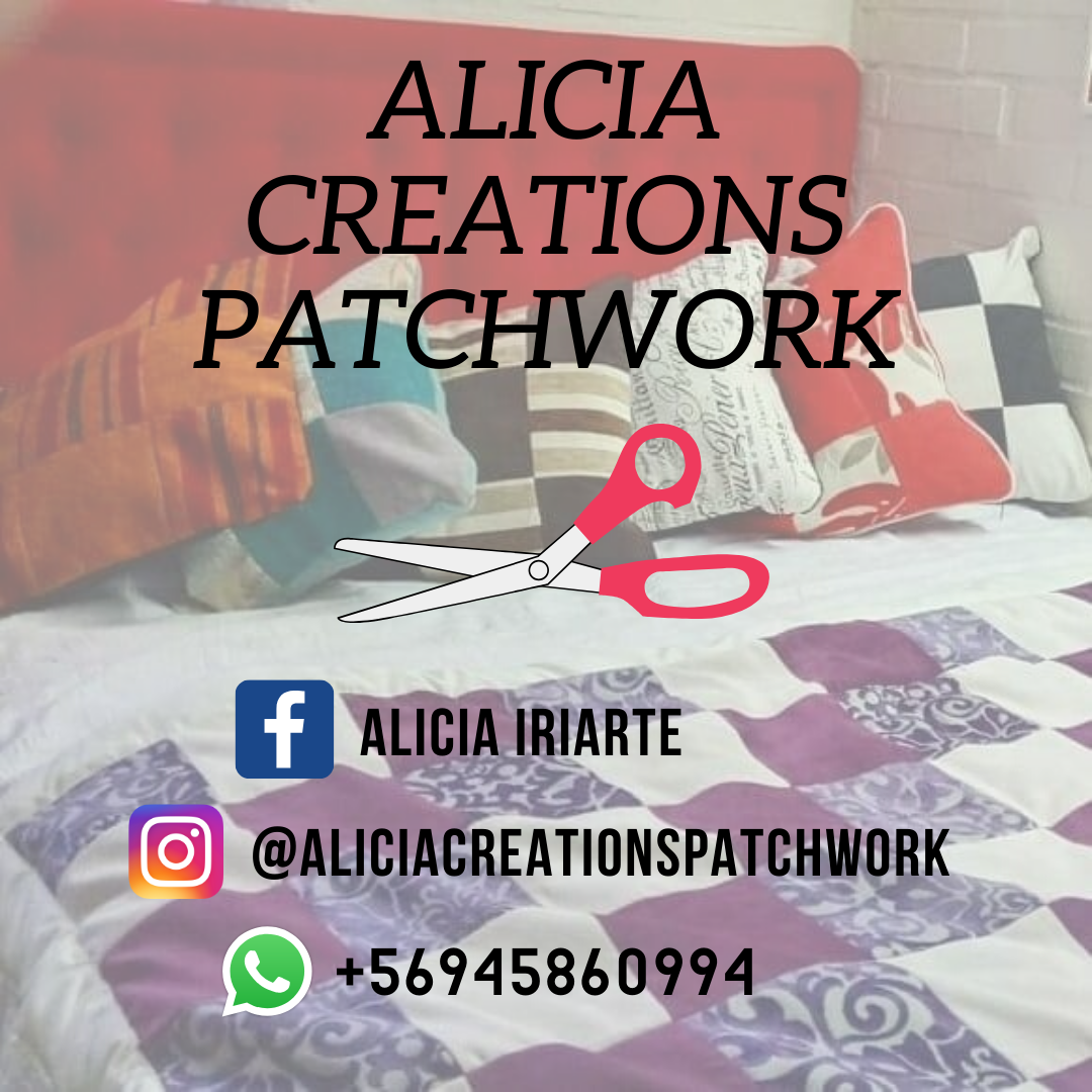 Alicia Creations Patchwork
